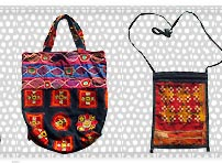 Beaded Bags & Pouches